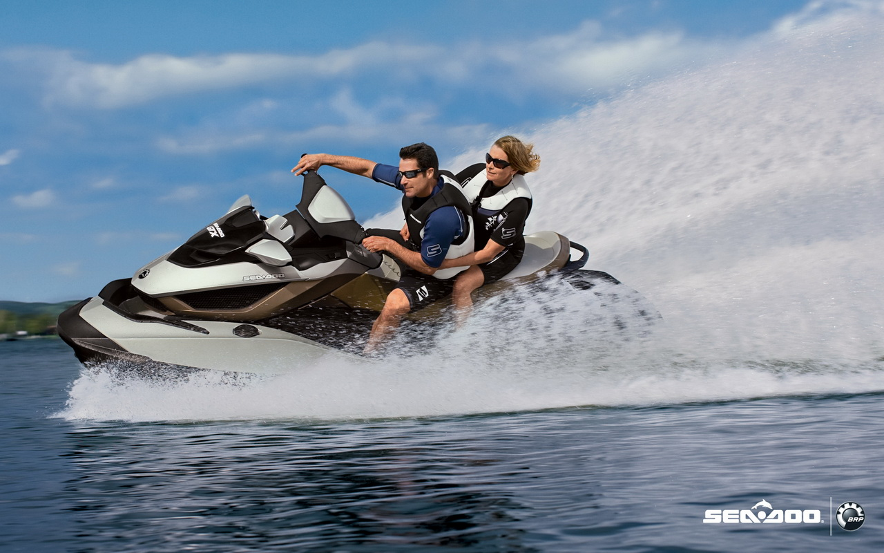 Bombardier Sea-Doo GTX Limited iS 255