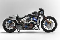 Bell & Ross Nascafe Racer – един различен Harley