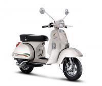 Специална Vespa PX за 150-годишнината на Италия