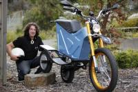 Deliver-E trike – чистота и практичност