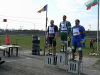 Милен Манев отново пръв в шампионата по спидуей  в Търговище