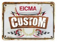 Специално място за къстъм байковете на EICMA
