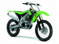 Kawasaki разкри KX450F и KX250F 2012