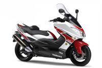 Yamaha T-Max във вид на GP реплика