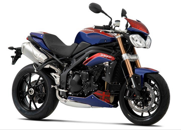 Triumph Speed Triple Special Edition 2011