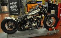 Evisu показа къстъм на базата на Harley-Davidson