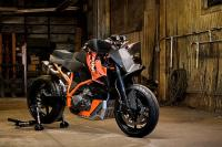 KTM Super Duke R Superspinne