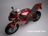 Ducati 1100 Superlight – концепция мечта