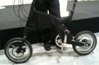 BMW работи по електровелосипед