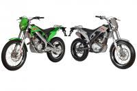 City Scrambler и Trail Locusta от HM Moto