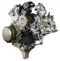 Ducati показа новия си двигател Superquadro